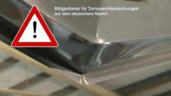 Video: Stabilit�ts-Test von Terrassend�chern