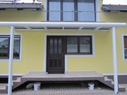 Alu-Terrassenüberdachung von Länger Draussen in Kalsdorf