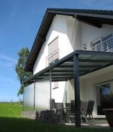 Alu-Terrassenüberdachung von Länger Draussen in Reichshof