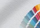 Strukturierte RAL Farbe