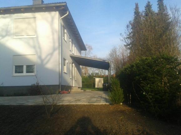 Alu-Terrassenüberdachung von Länger Draussen in Neuenhagen