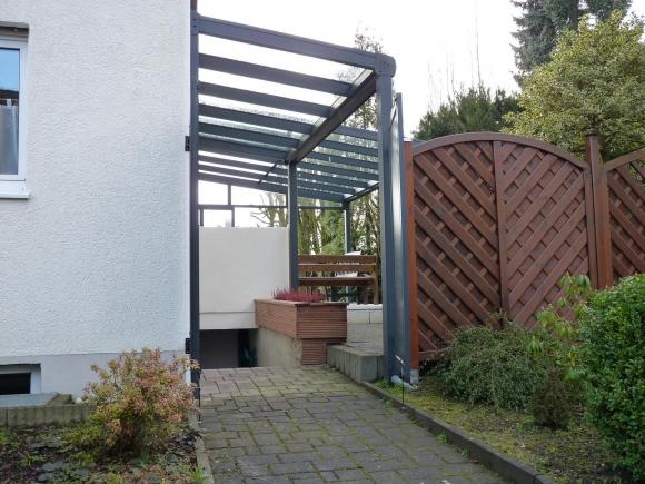 Alu-Terrassenüberdachung von Länger Draussen in Bielefeld