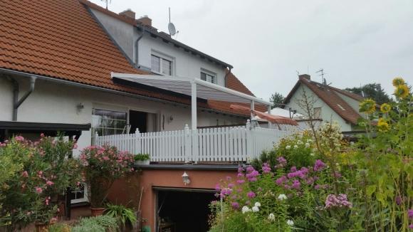 Alu-Terrassenüberdachung von Länger Draussen in Treuenbrietzen